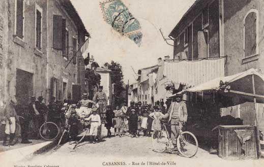 Histoire de Cabannes : Maisons communes, édiles et premiers magistrats...et Post-Scriptum