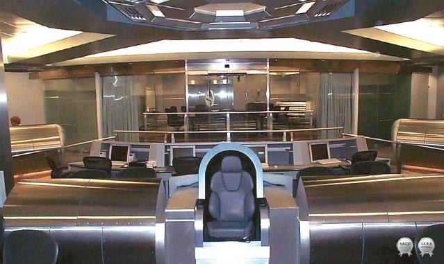Dans l'esprit du directeur de la NSA (et de son centre de commandement) : Star Trek et &quot&#x3B;Collect it All&quot&#x3B;