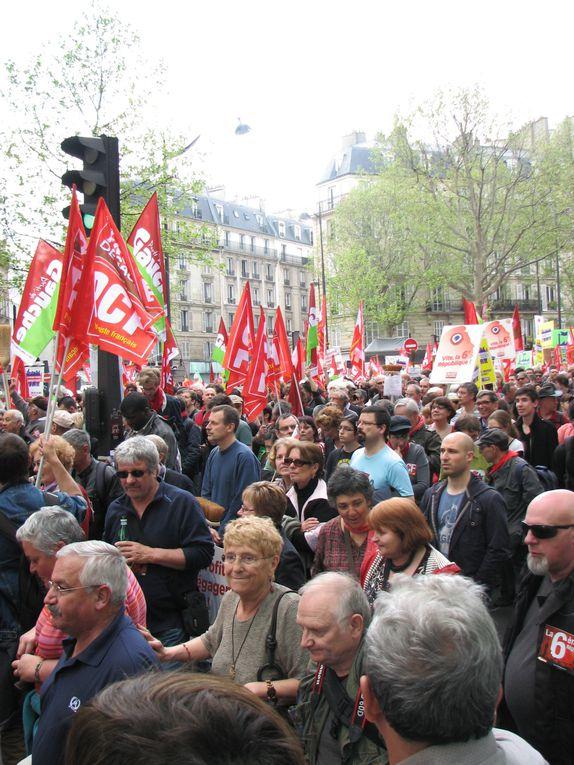 Le Front de Gauche a fait rougir la Bastille