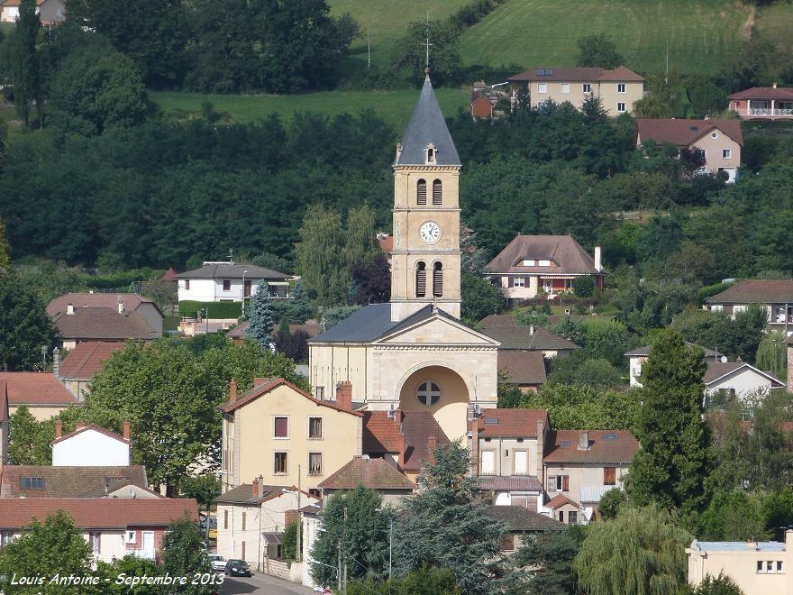 Un village en France