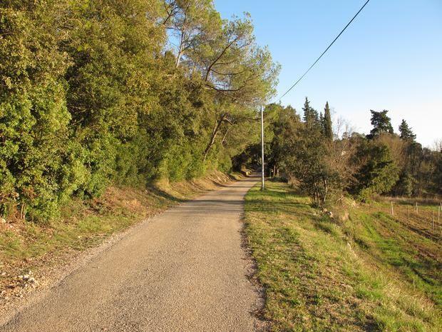Le chemin des Girards à Lorgues : les conséquences de 2 votes