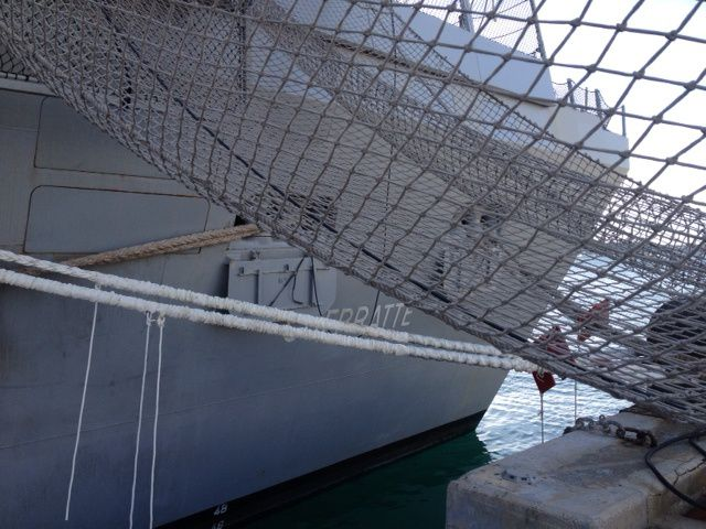 Les Turquoises à la base navale de Toulon #5
