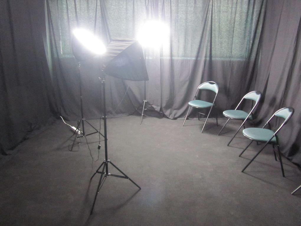 un nouveau studio mis à notre disposition !