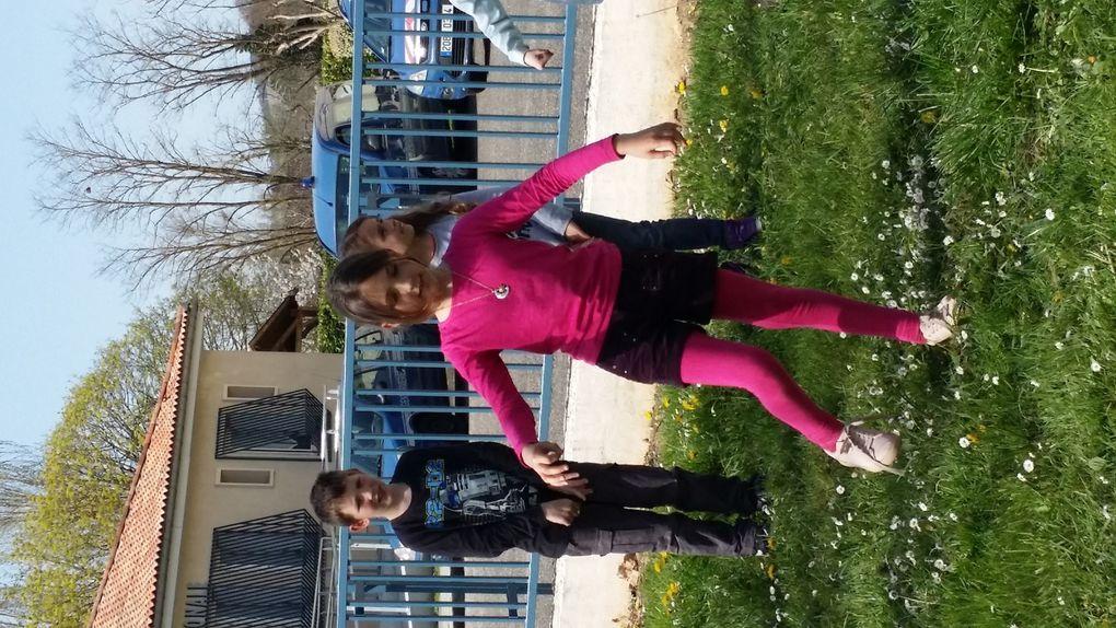 CE2 : Les ateliers avec Emilie.