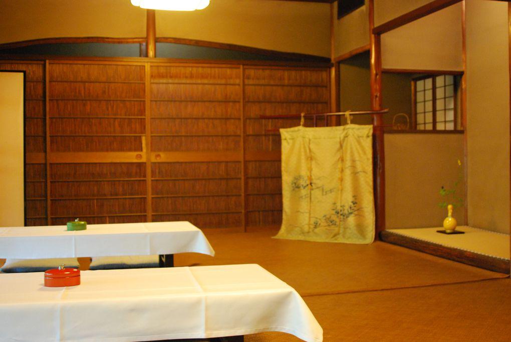 Où manger à Kyoto...