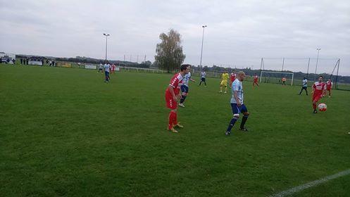 Innenheim 1 - Saint Pierre Bois 1 : 0-0