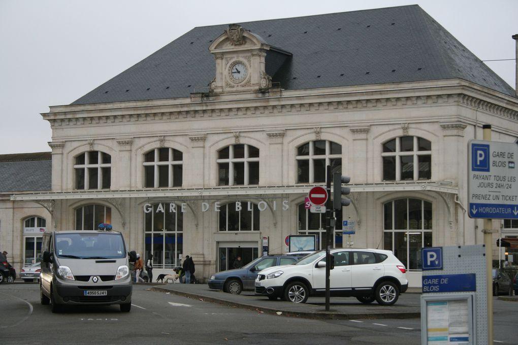 Photos de la gare de blois