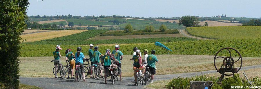 ALTER TOUR cycliste sans dopage Parcours 2013 : étape à Toucy le 23 juillet au soir