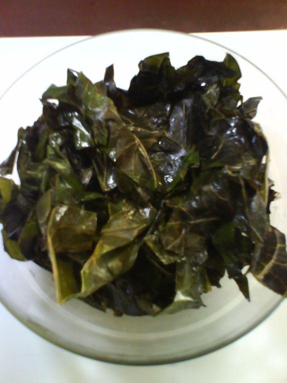 Recette avec les feuilles de chardon-marie