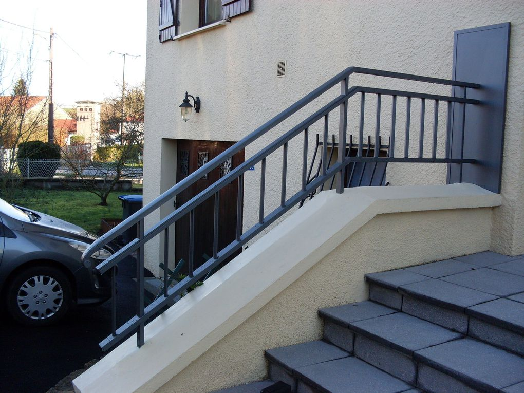 Re escalier exterieur aluminium 28 images barriere alu for Escalier exterieur aluminium