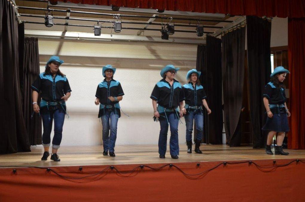 LES COYOTES DANCERS SAVOISIENS