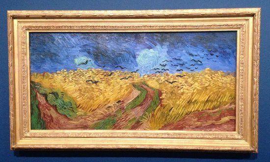 Léontine in Nederland 5  VondelPark et musée Van Gogh
