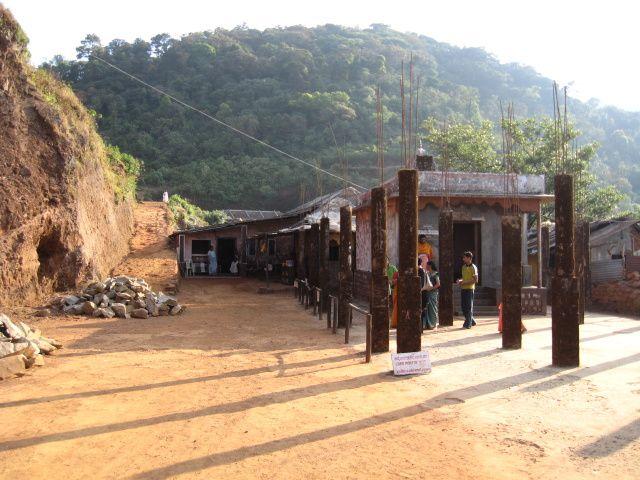 Sankara médita en ce lieu