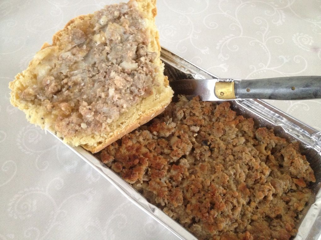 Graissin (pâté de porc à l'échalote)