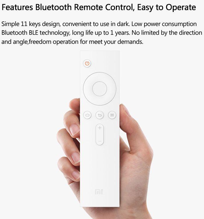 TUTO : Paramètrage d'un boitier multimédia Mi Box mini de Xiaomi