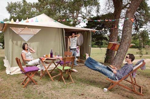 Camping de Malagué