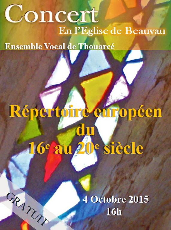 Agenda des fêtes et manifestations autour de Seiches en Octobre 2015
