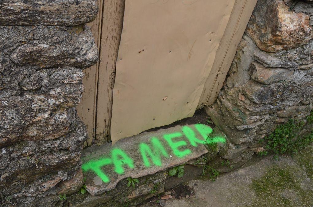street art ou grafs, ne pas confondre !