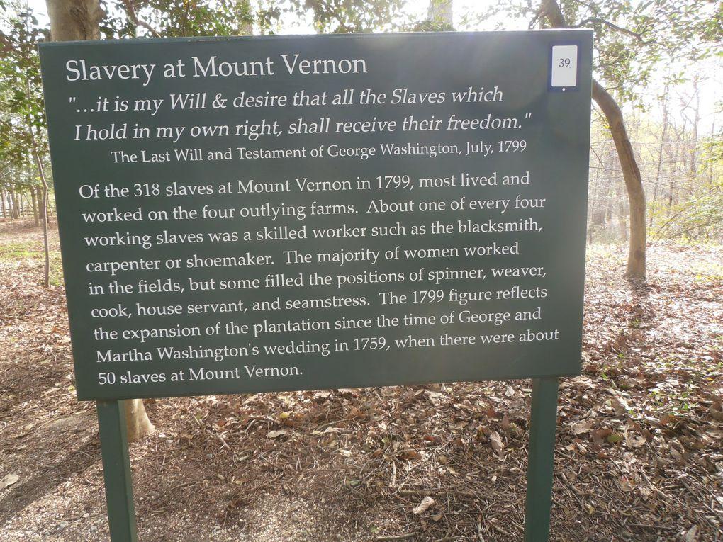 Comme le rappellent le panneau et le monument qui leur sont dédiés, plus de 300 esclaves travaillaient sur cette propriété.
