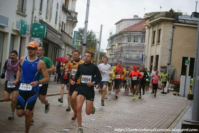 10 KM de Vittel 2013