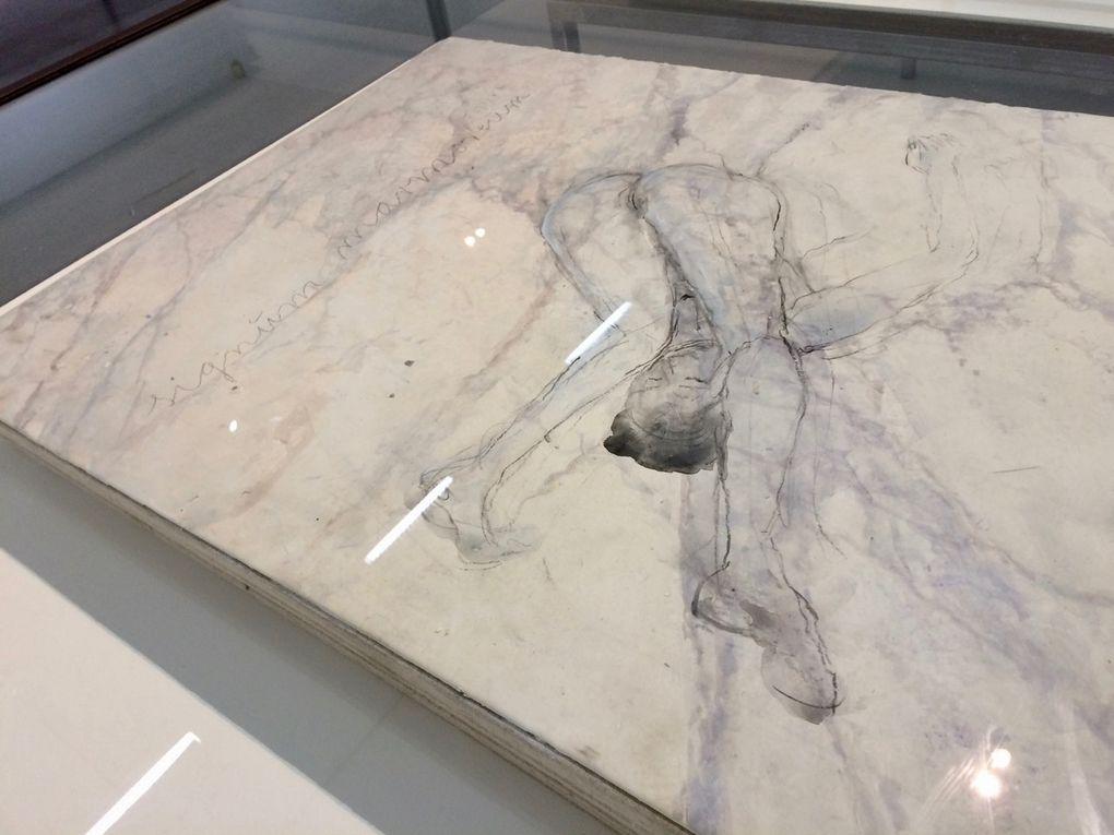 Kiefer chez Rodin.