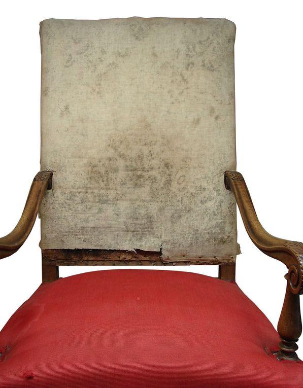 fauteuil de style louis xiv du si ge au d cor tapissier d 39 ameublement du si ge au d cor. Black Bedroom Furniture Sets. Home Design Ideas