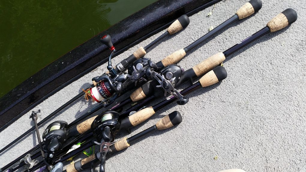National Bass 2014 : Mise en conditions...