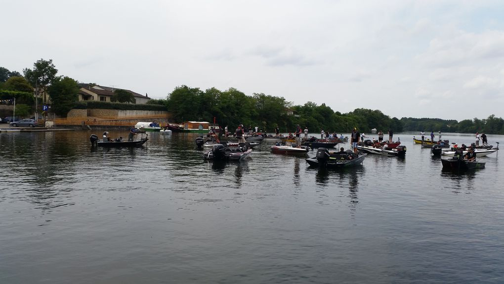 National Bass 2014 : jour 1