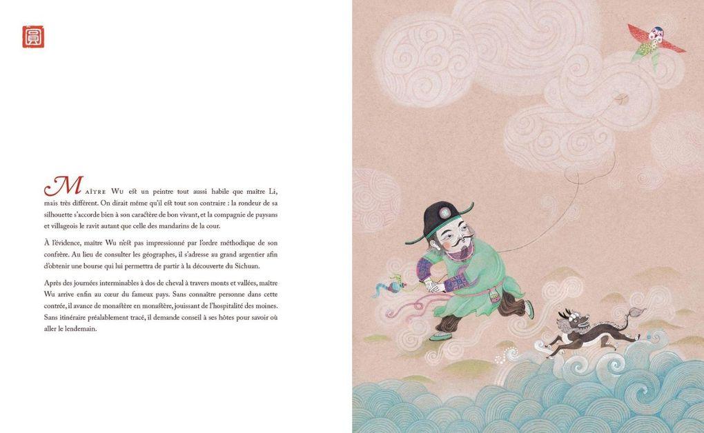 Les deux paysages de l'empereur _ Chun-Liang Yeh &amp&#x3B; Yi Wang