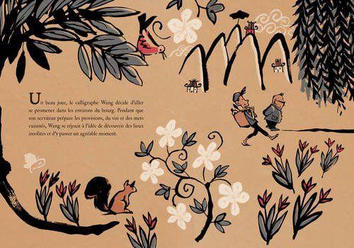 Le calligraphe _ Chun-Liang Yeh &amp&#x3B; Nicolas Jolivot
