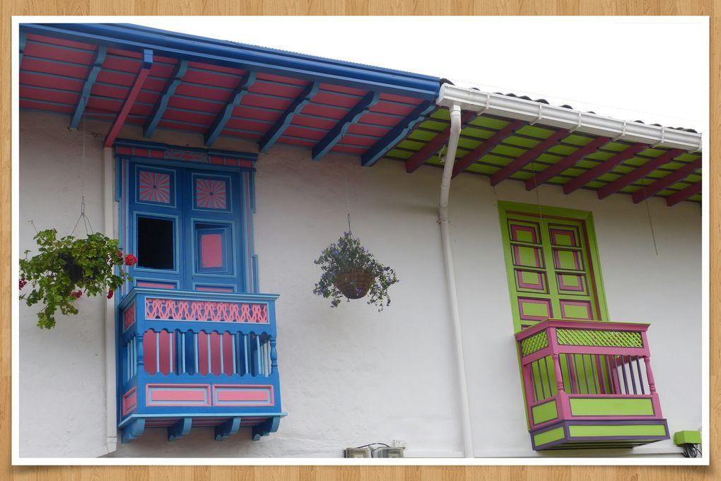 La route du café de Manizales à Popayan