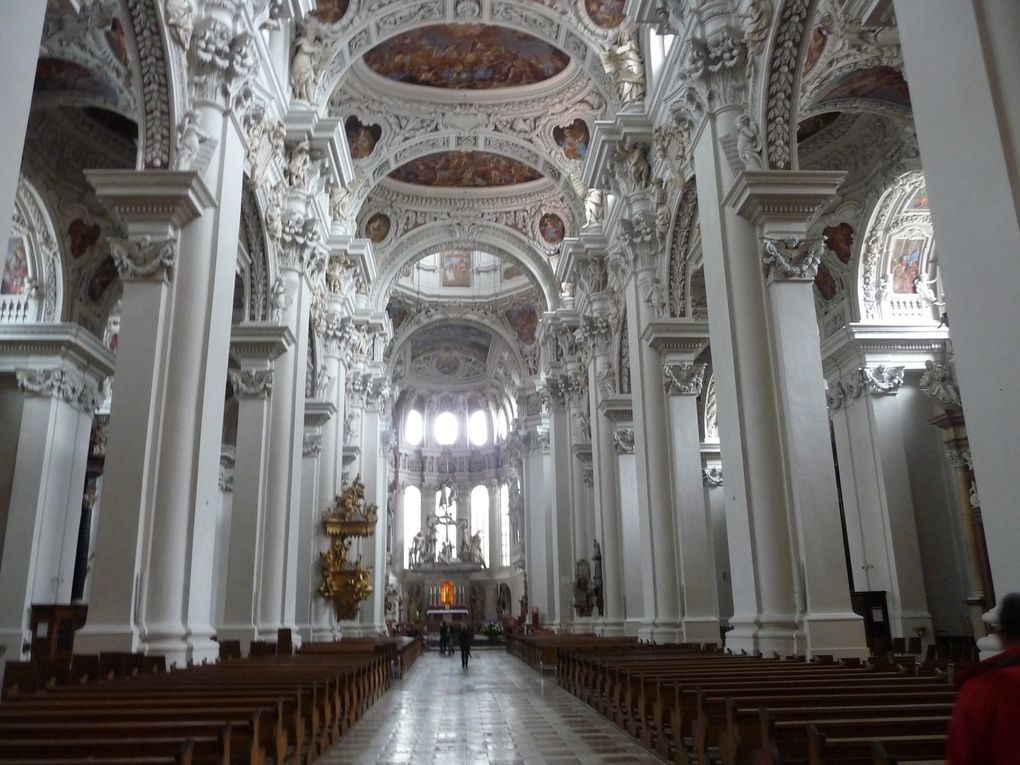 Visite de Passau