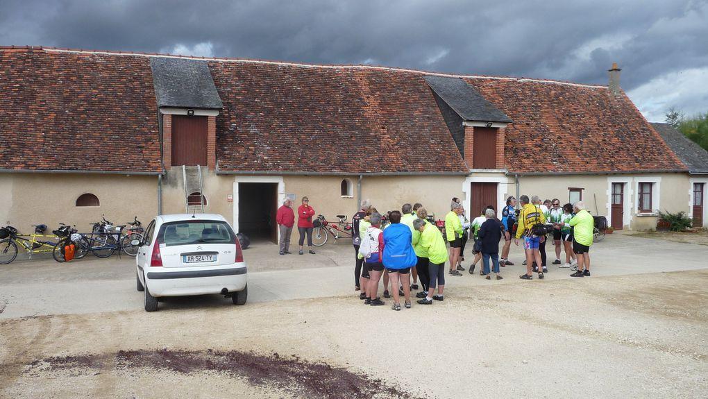 Une cave exploité par deux jeunes agriculteurs-vignerons, A.O.C. Reuilly