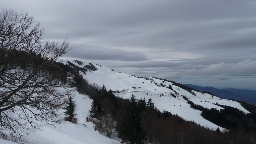 pour admirer le panorama.