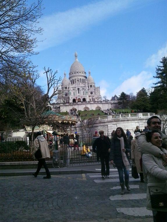 Petite virée parisienne
