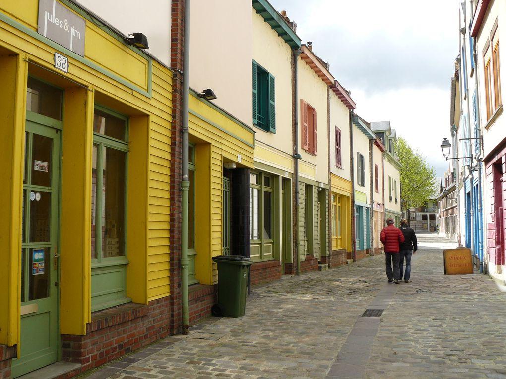 Petite virée à Amiens