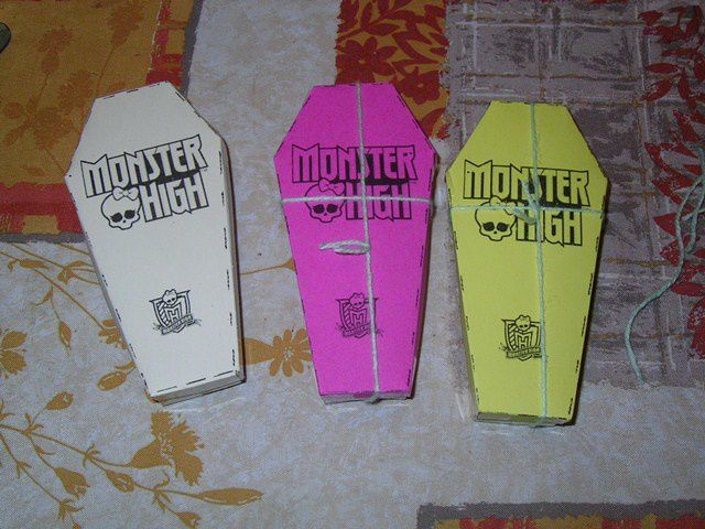 Les monsters hight