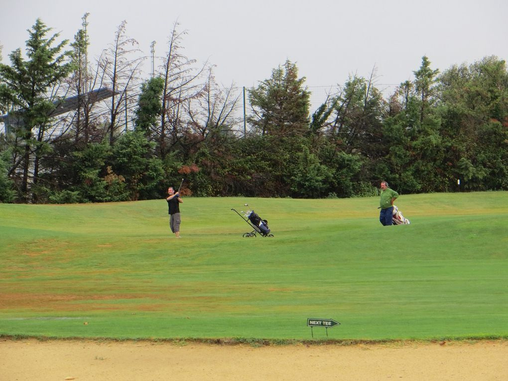 Photos sortie au &quot&#x3B;Golf Grand Avignon&quot&#x3B;