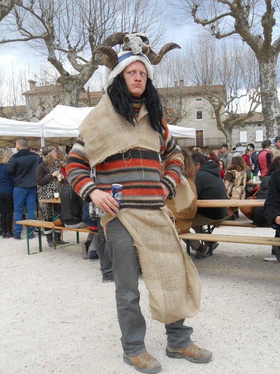 Des déguisements inspirés de la préhistoire, ou pas…