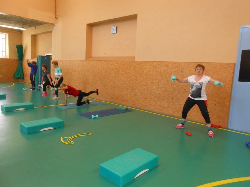 La gym volontaire en images