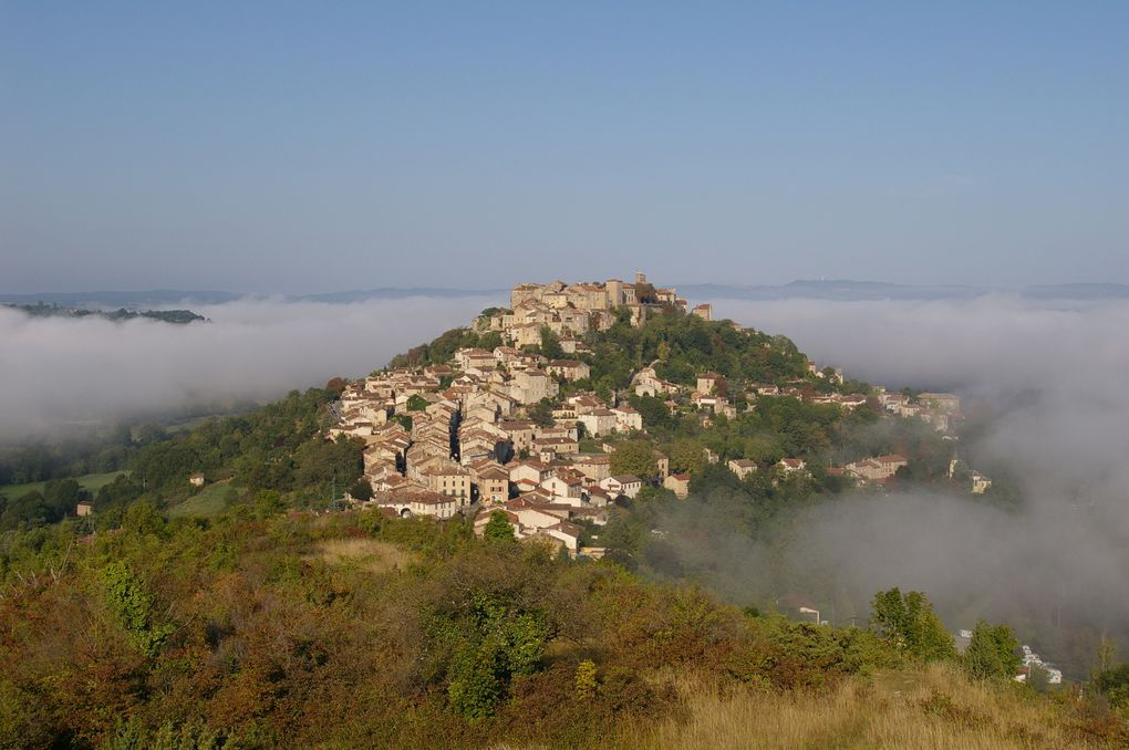 Cordes, le village que l'on aime