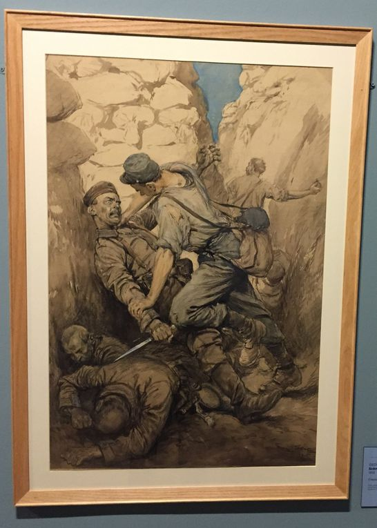 L'horreur de la &quot&#x3B;Grande guerre&quot&#x3B;