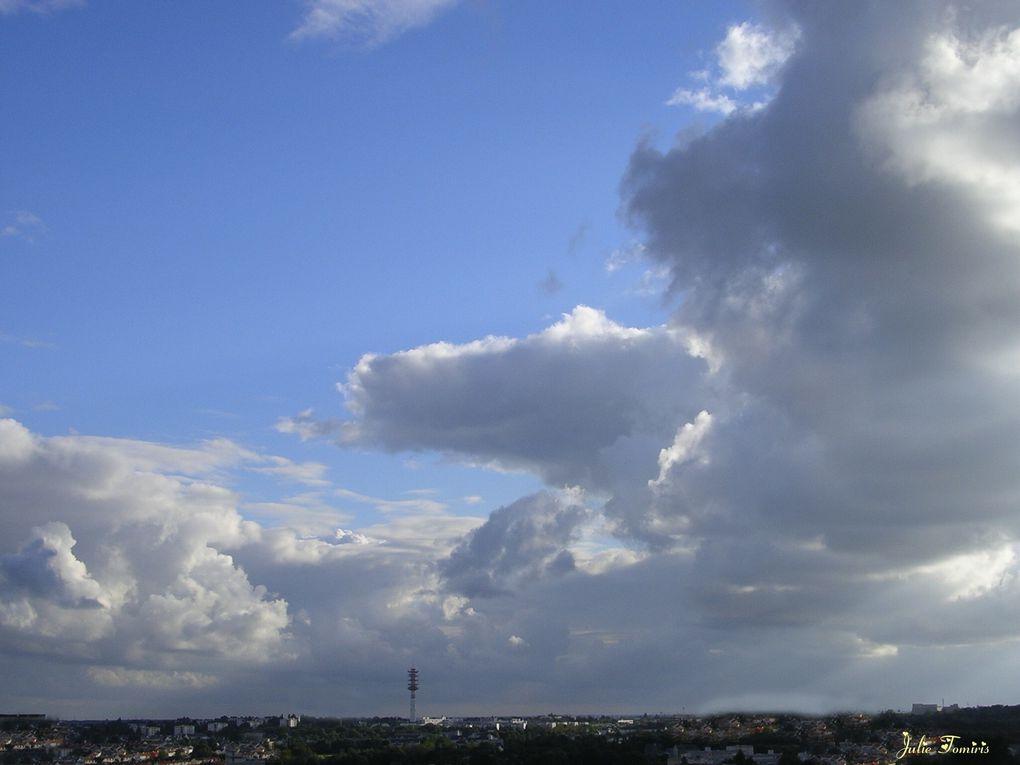 Parures nuageuses