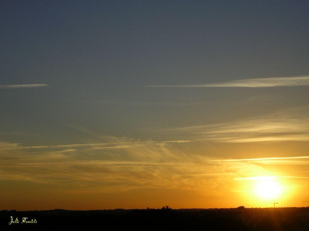 En souvenir d'un jour très particulier, le 14 août 2013, quand la Lune a pris rendez-vous avec le Soleil, vu d'un 9ème ciel !