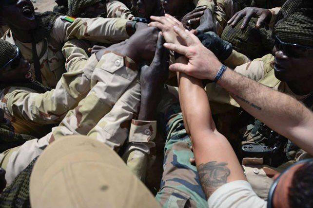 Les forces spéciales terminent l'exercice FLINTLOCK au Tchad