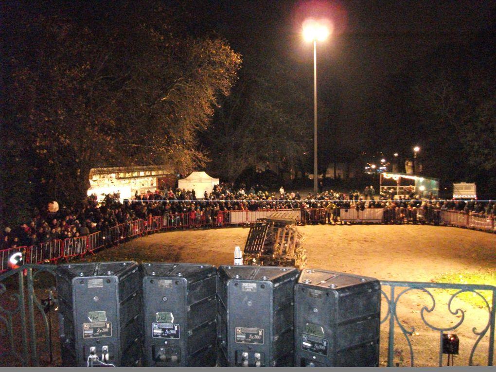 C'était le 23ème Défilé des Lanternes à Maxéville... Toujours aussi magique et de plus en plus spectaculaire