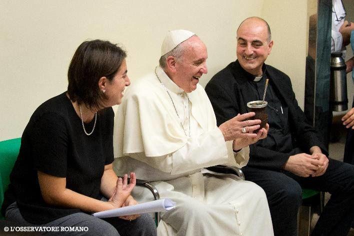 Chaque dimanche: &quot&#x3B;Sur les pas du Pape François&quot&#x3B; (2)