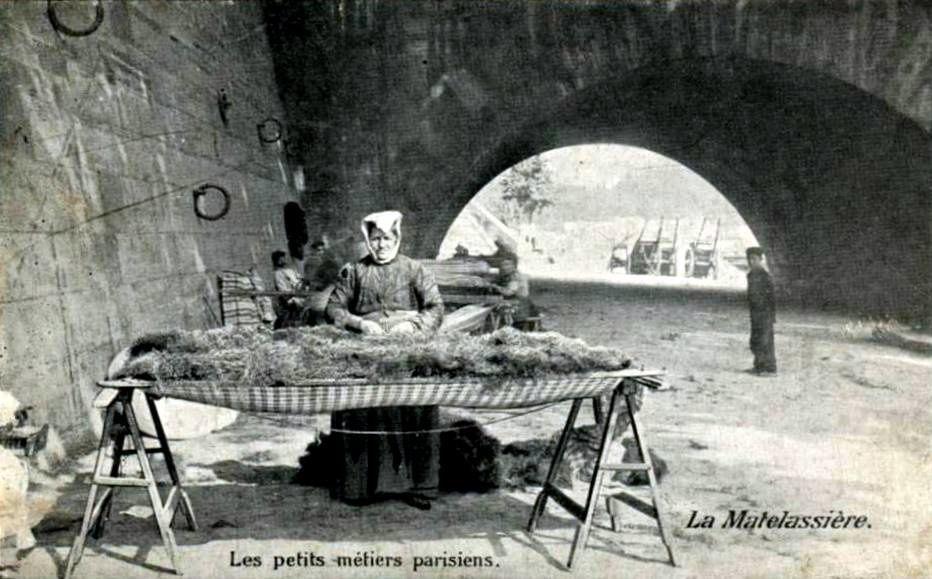 Notre album-photos des vieux métiers d'autrefois (4)