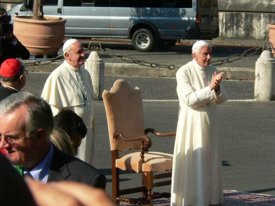 Chaque dimanche &quot&#x3B;Sur les pas du Pape François&quot&#x3B; (8)
