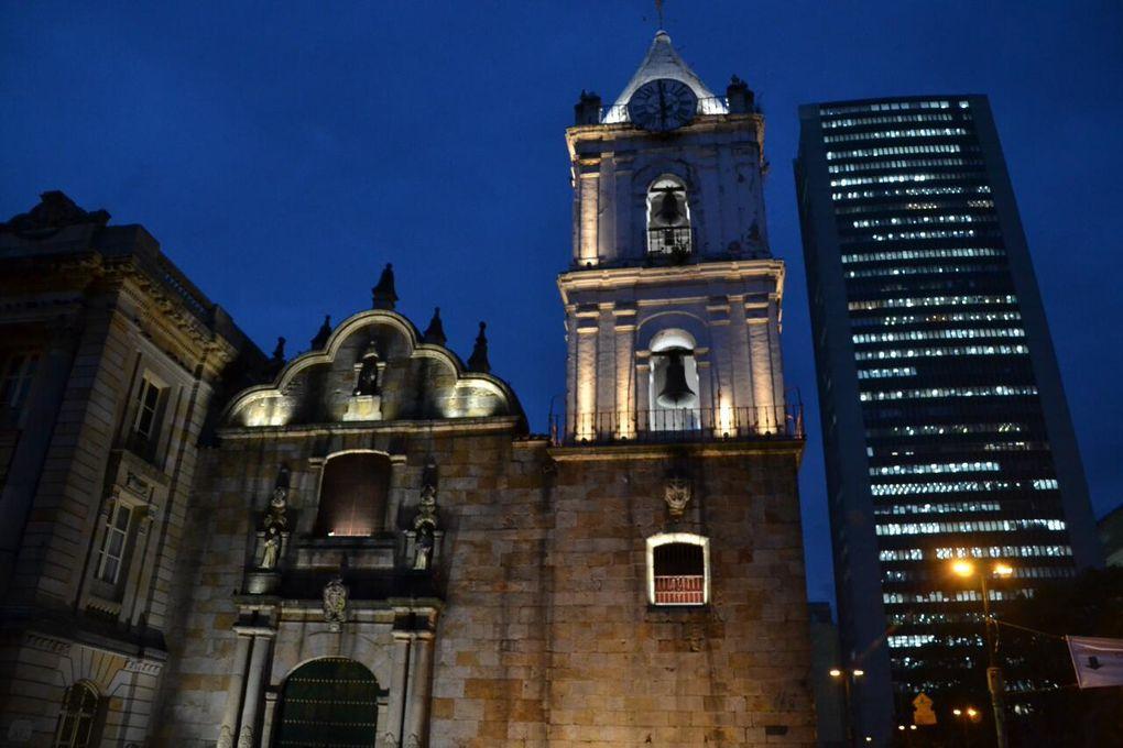 Bilan Colombie - ¡A la orden!